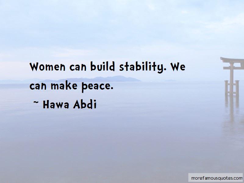 Hawa Abdi Quotes Pictures 2
