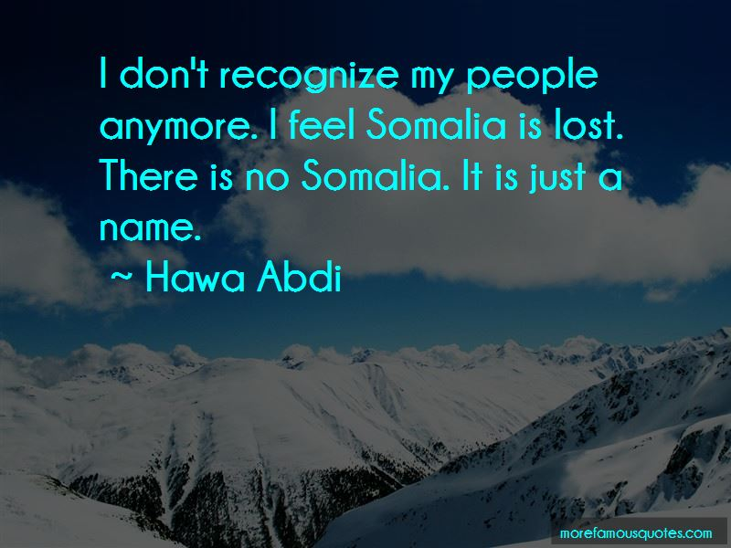 Hawa Abdi Quotes Pictures 3