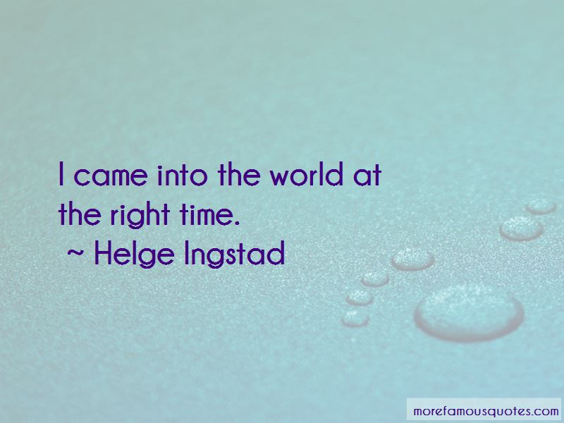 Helge Ingstad Quotes Pictures 3