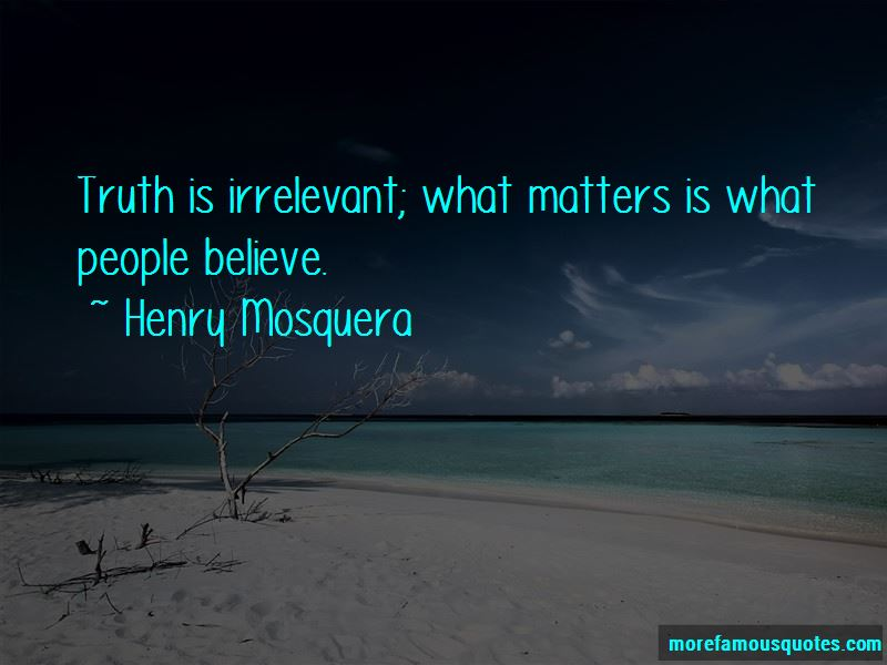 Henry Mosquera Quotes Pictures 2