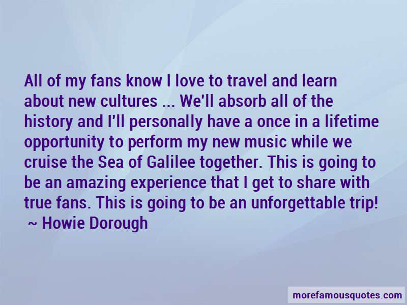 Howie Dorough Quotes Pictures 3