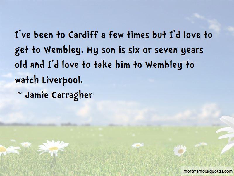 Jamie Carragher Quotes Pictures 2