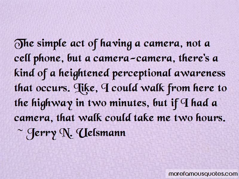 Jerry N. Uelsmann Quotes Pictures 3