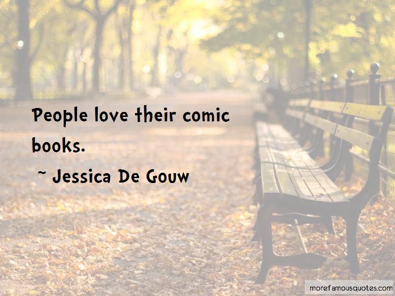 Jessica De Gouw Quotes Pictures 2