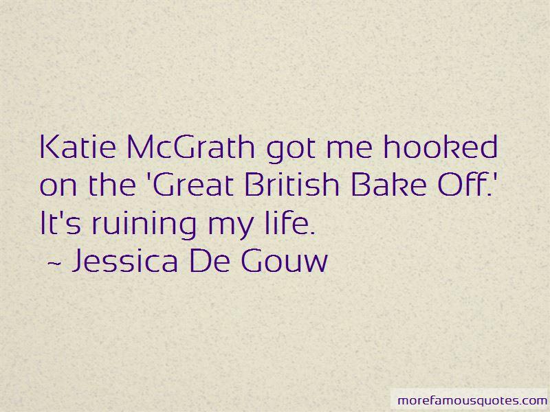 Jessica De Gouw Quotes Pictures 4