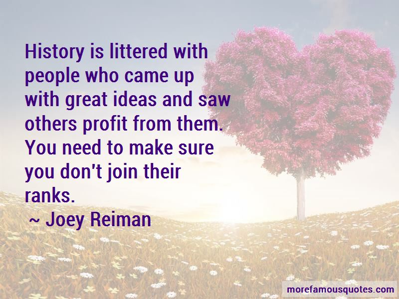 Joey Reiman Quotes Pictures 3