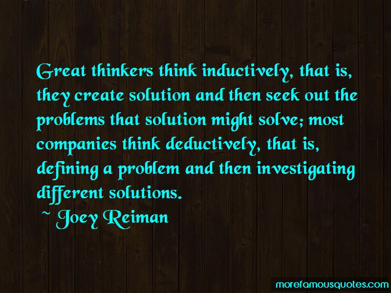 Joey Reiman Quotes Pictures 4