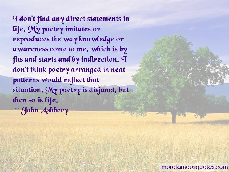 John Ashbery Quotes Pictures 2