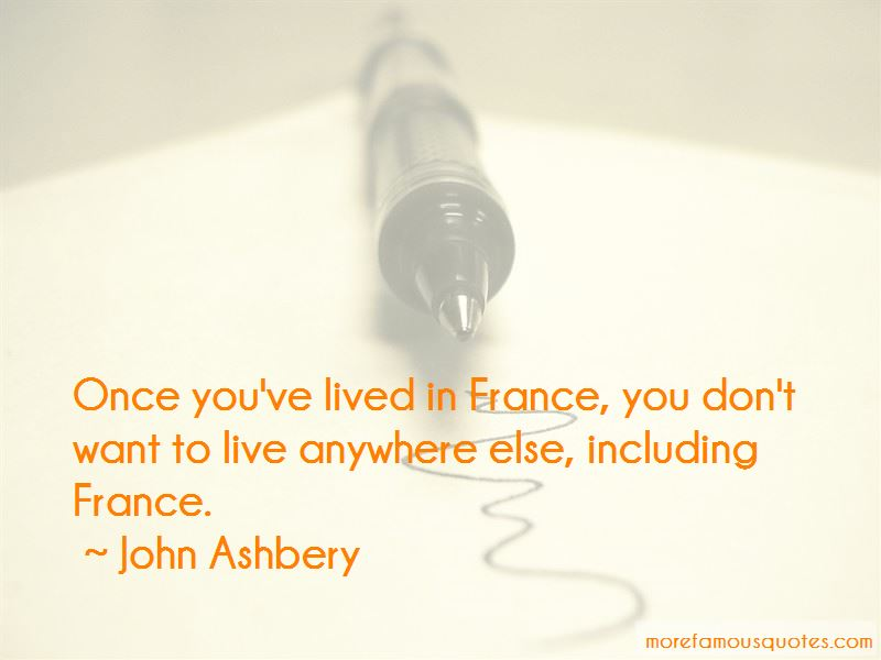 John Ashbery Quotes Pictures 3