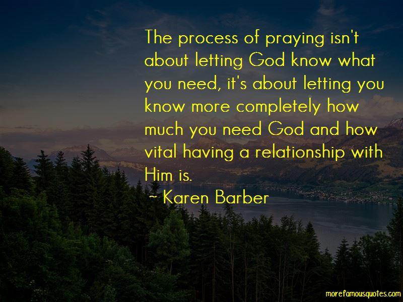 Karen Barber Quotes Pictures 2