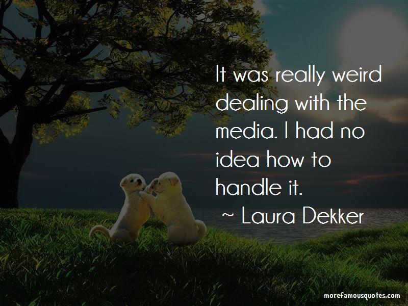 Laura Dekker Quotes Pictures 3