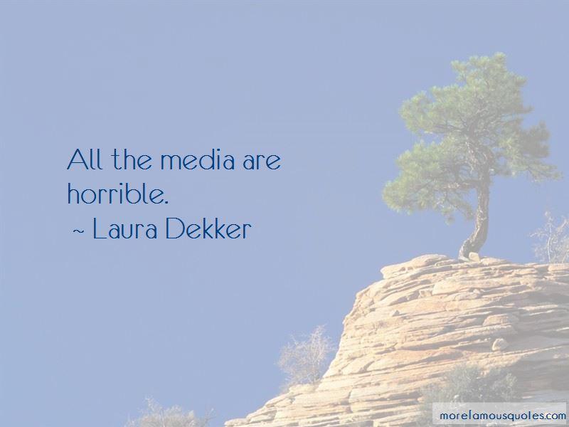 Laura Dekker Quotes Pictures 4