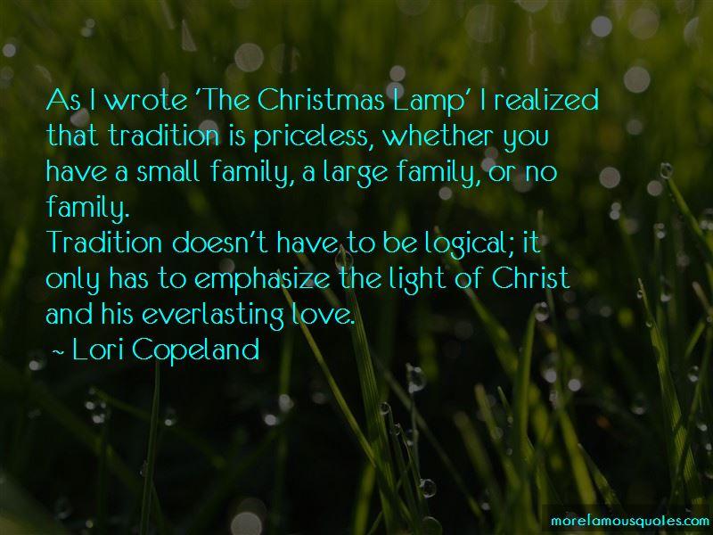 Lori Copeland Quotes Pictures 3