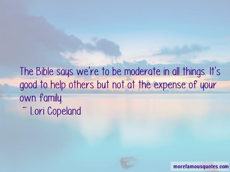 Lori Copeland Quotes Pictures 4