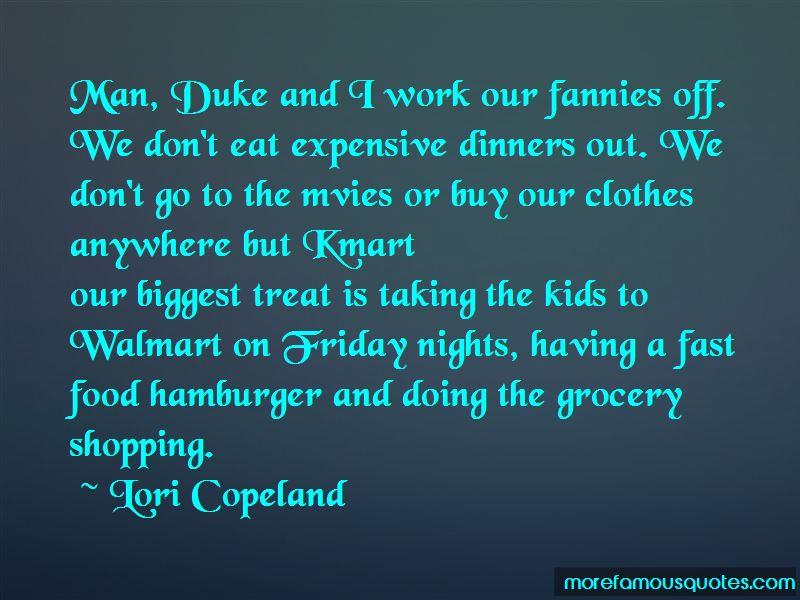 Lori Copeland Quotes