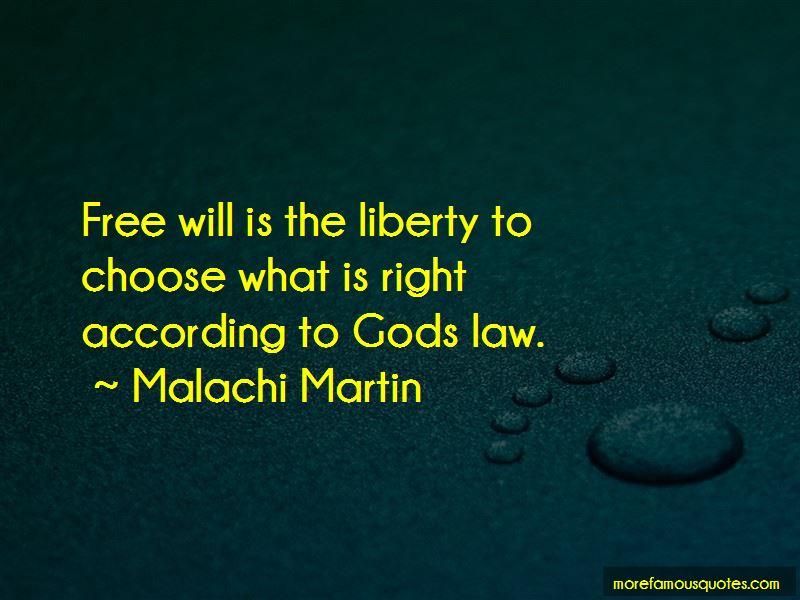 Malachi Martin Quotes