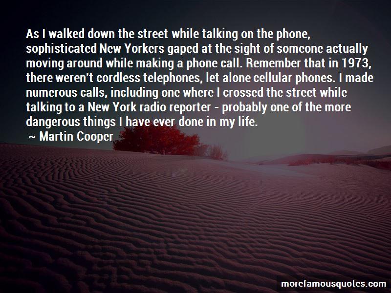 Martin Cooper Quotes Pictures 2