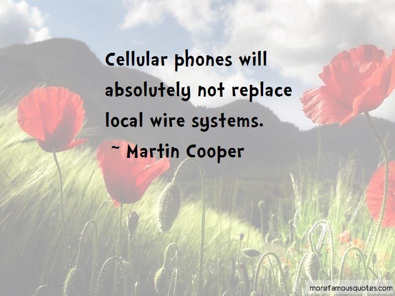 Martin Cooper Quotes Pictures 4