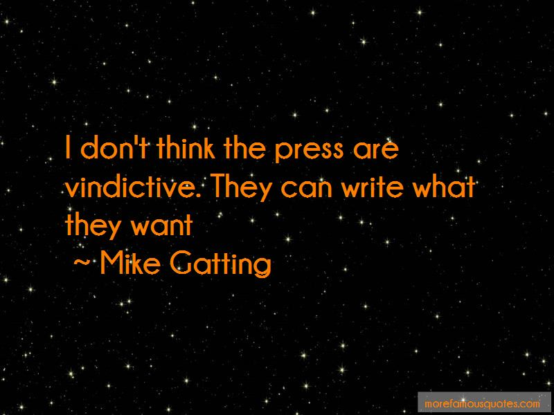 Mike Gatting Quotes Pictures 2