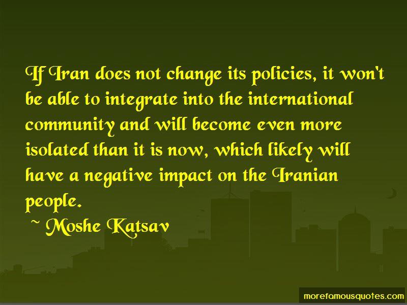 Moshe Katsav Quotes Pictures 2