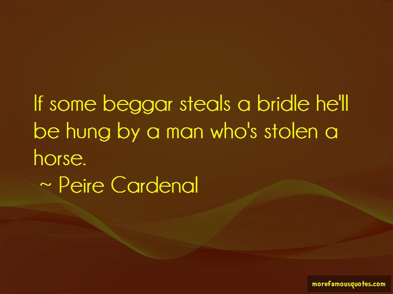 Peire Cardenal Quotes
