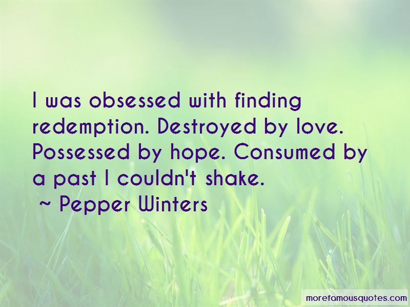 Pepper Winters Quotes