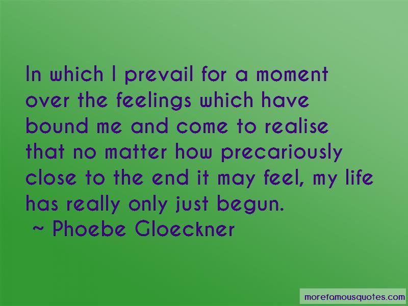 Phoebe Gloeckner Quotes Pictures 4