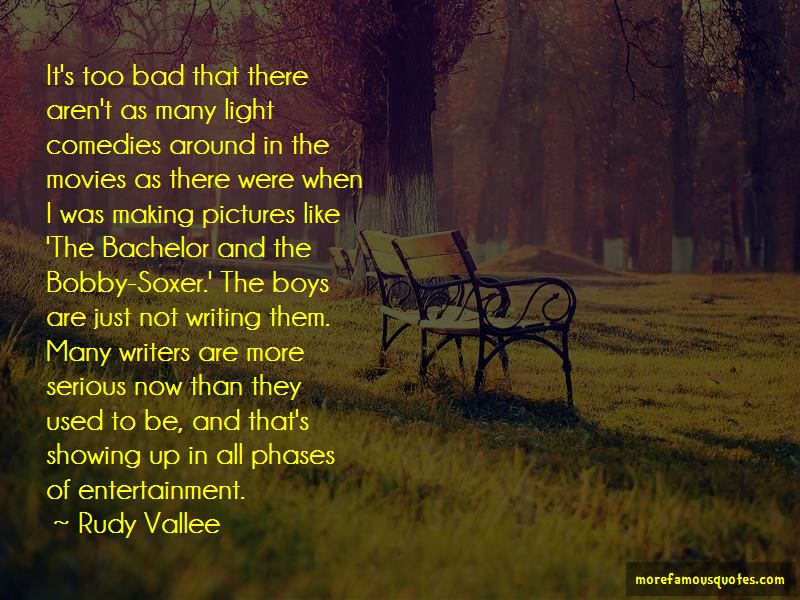 Rudy Vallee Quotes Pictures 3