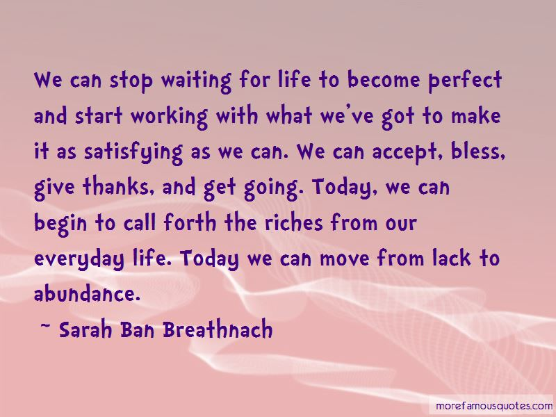 Sarah Ban Breathnach Quotes Pictures 3