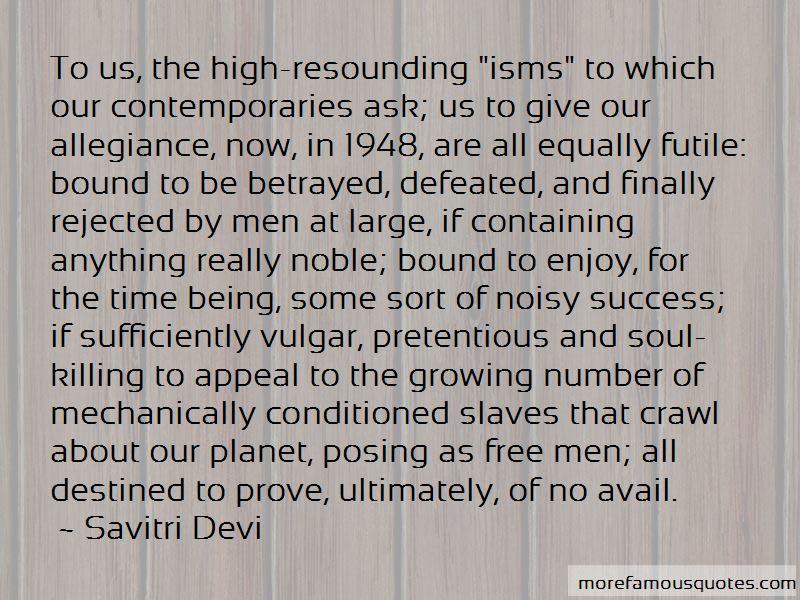 Savitri Devi Quotes Pictures 3