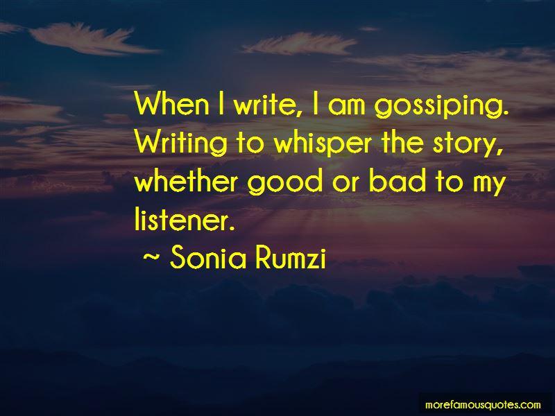 Sonia Rumzi Quotes Pictures 2