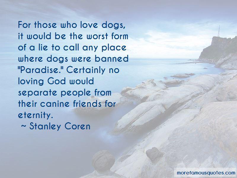 Stanley Coren Quotes Pictures 3