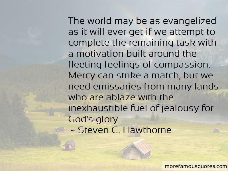 Steven C. Hawthorne Quotes