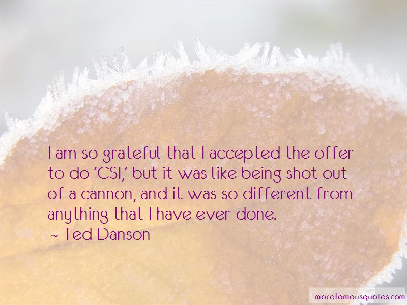 Ted Danson Quotes Pictures 2