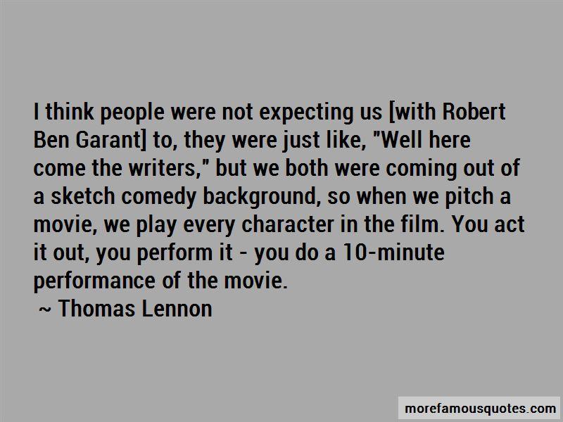 Thomas Lennon Quotes Pictures 4