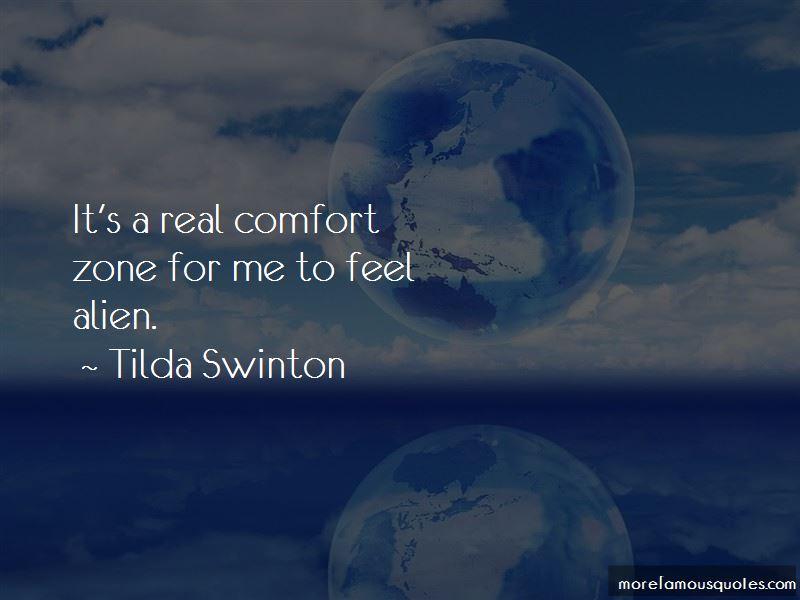 Tilda Swinton Quotes Pictures 4