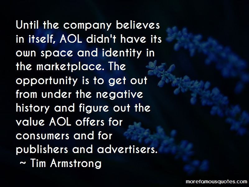 Tim Armstrong Quotes Pictures 3
