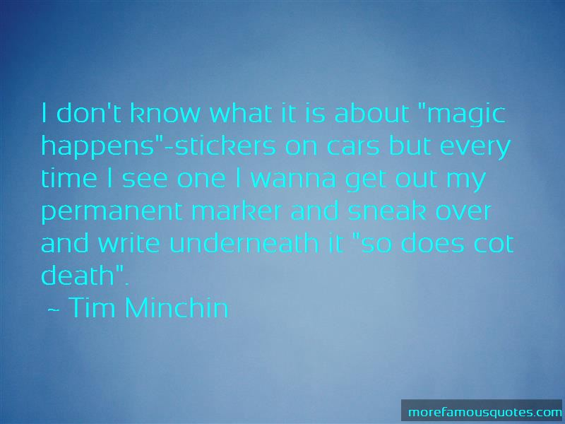 Tim Minchin Quotes