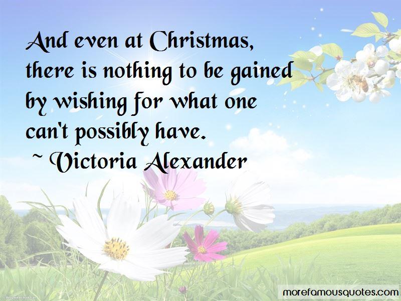 Victoria Alexander Quotes Pictures 2