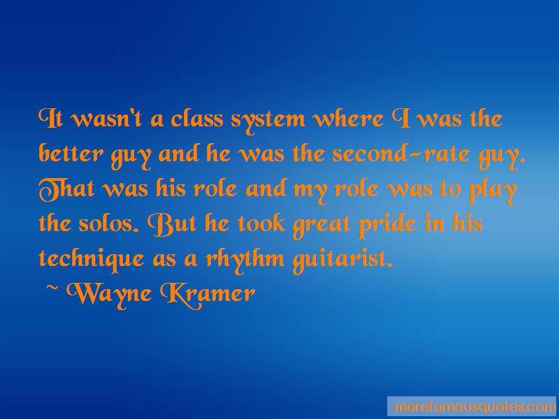 Wayne Kramer Quotes Pictures 4
