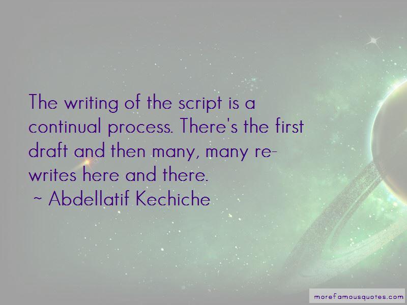 Abdellatif Kechiche Quotes Pictures 4