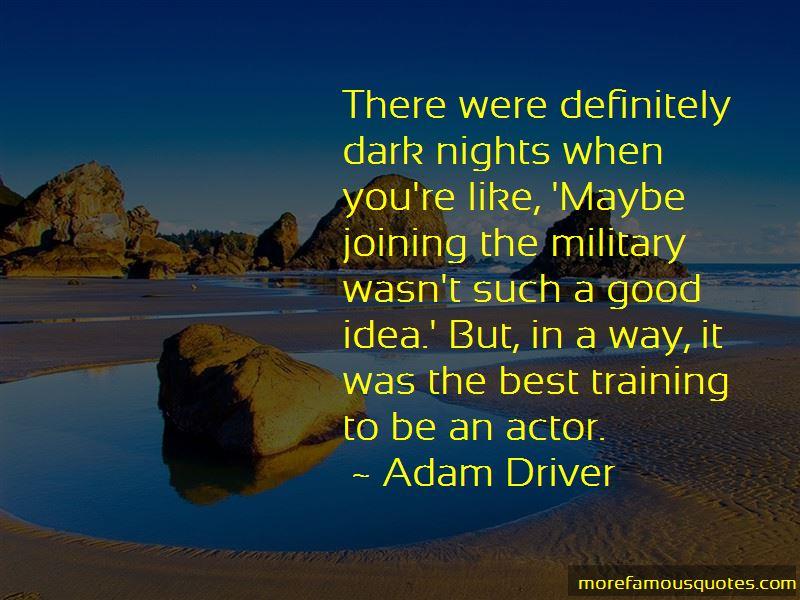 Adam Driver Quotes Pictures 2