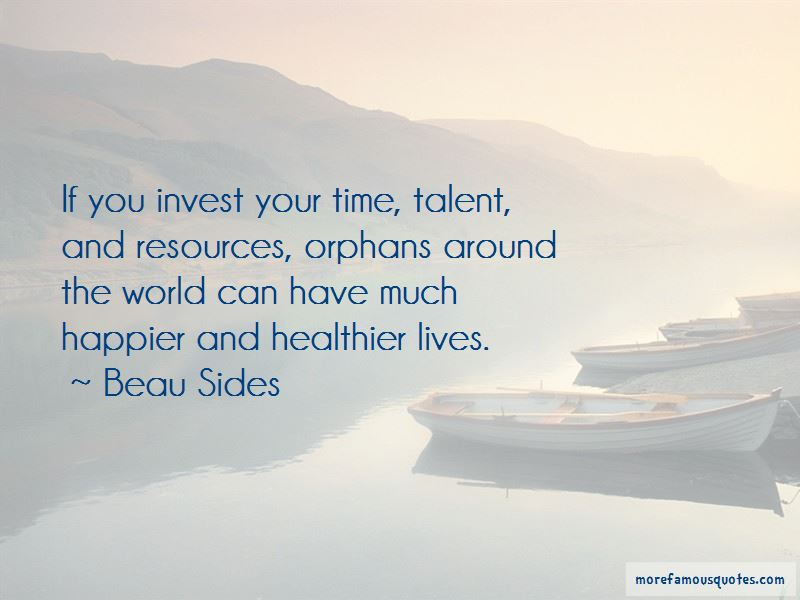 Beau Sides Quotes Pictures 2