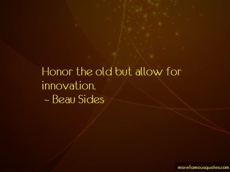 Beau Sides Quotes Pictures 3