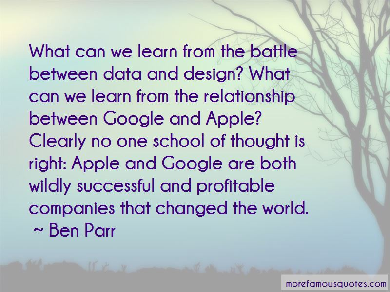 Ben Parr Quotes Pictures 2