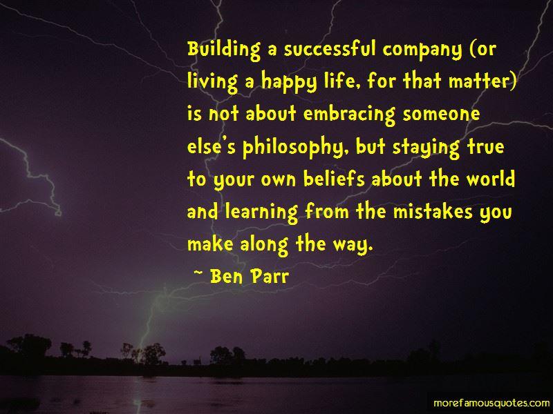 Ben Parr Quotes Pictures 3