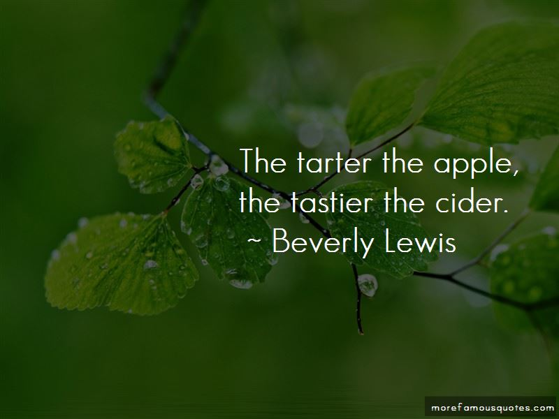 Beverly Lewis Quotes Pictures 3