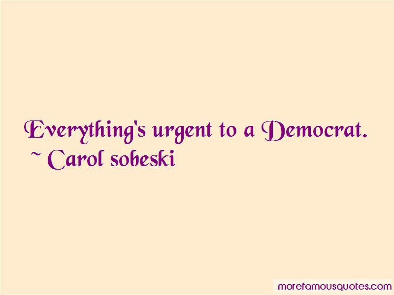 Carol Sobeski Quotes