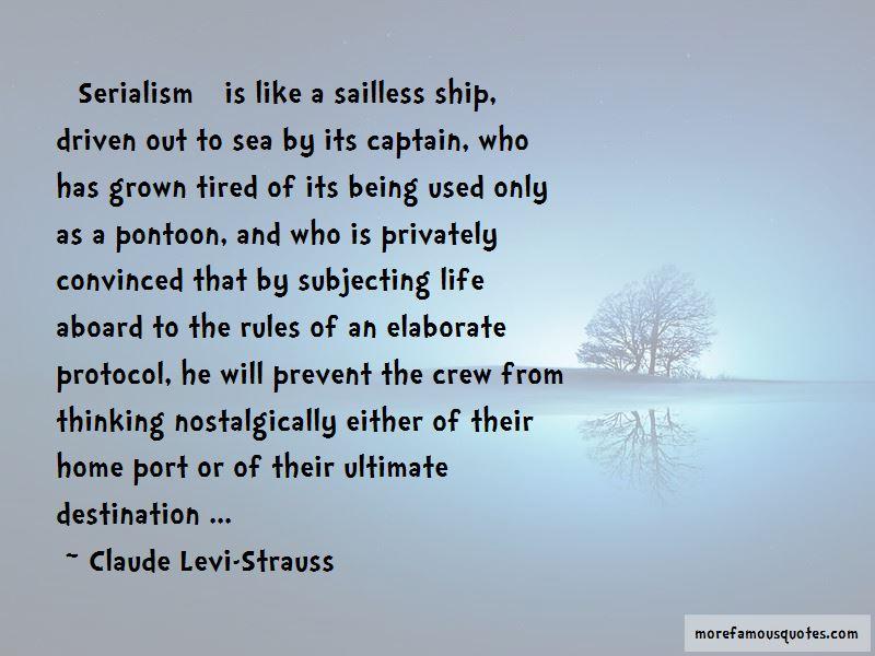 Claude Levi-Strauss Quotes Pictures 2