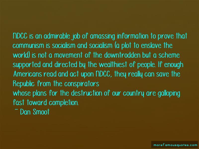 Dan Smoot Quotes